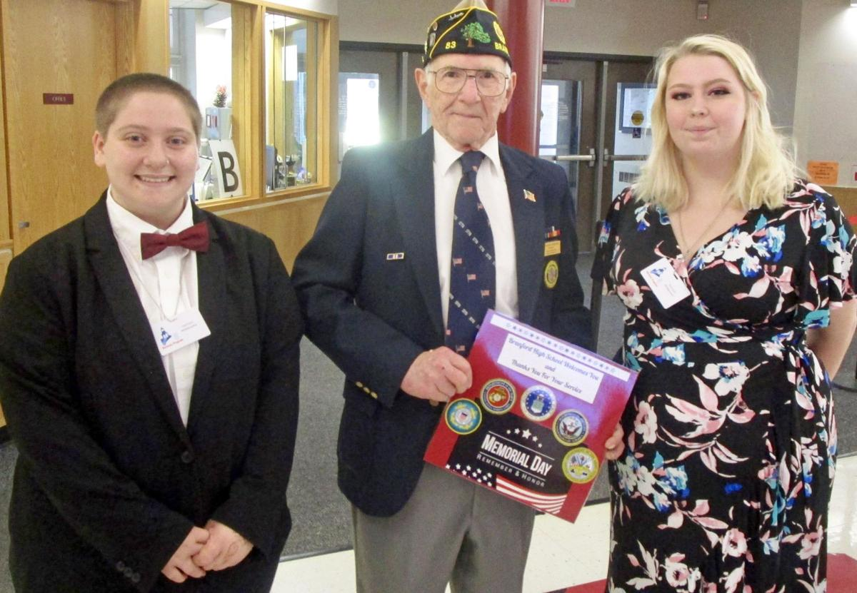 Veterans honored at BHS Nick Palermo Recognition Breakfast in advance of Memorial Day