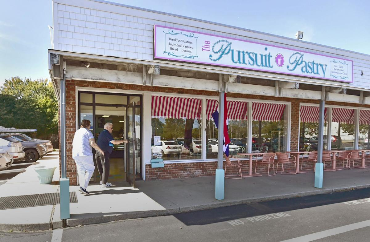 New digs for The Pursuit of Pastry in Old Saybrook