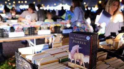 Blackstone book sale canceled, series of smaller sales offered