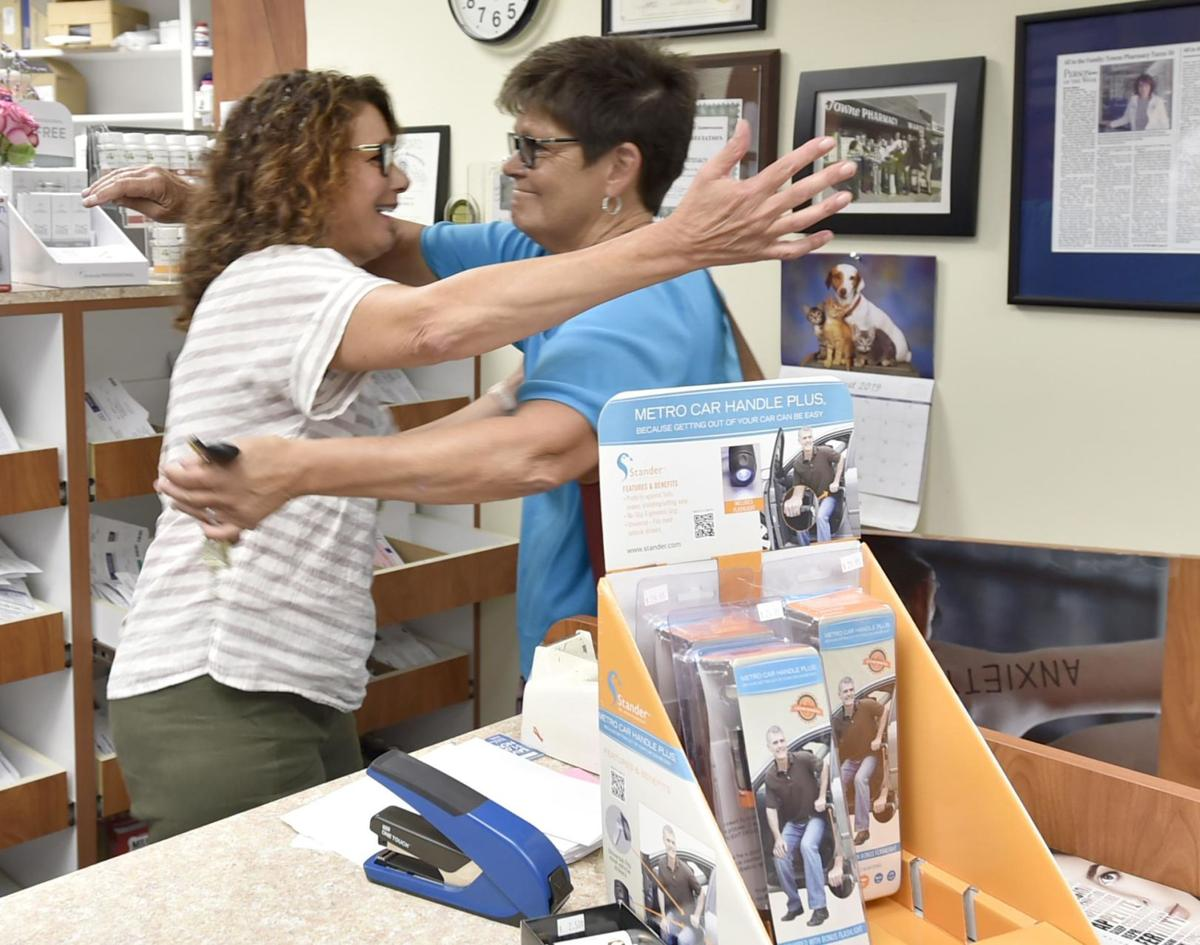 REPORTER'S NOTEBOOK: Saying goodbye to Towne Pharmacy