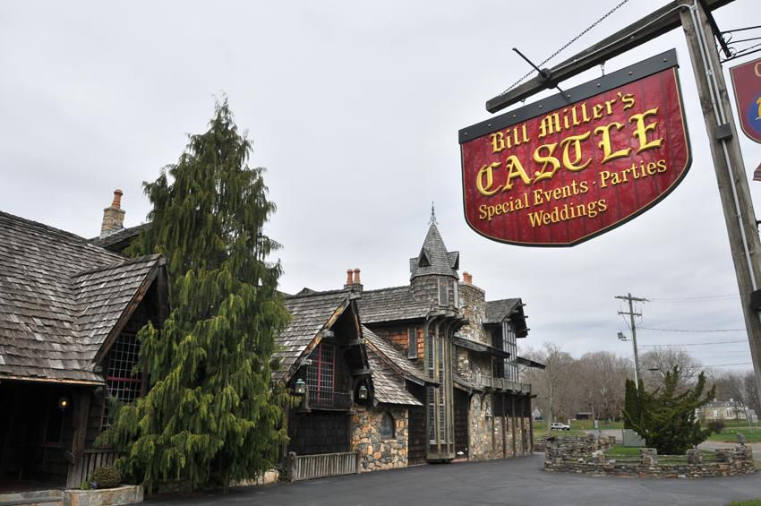 Castle keep - Bill Miller's offspring preserve, enhance the 'living museum' for a new generation