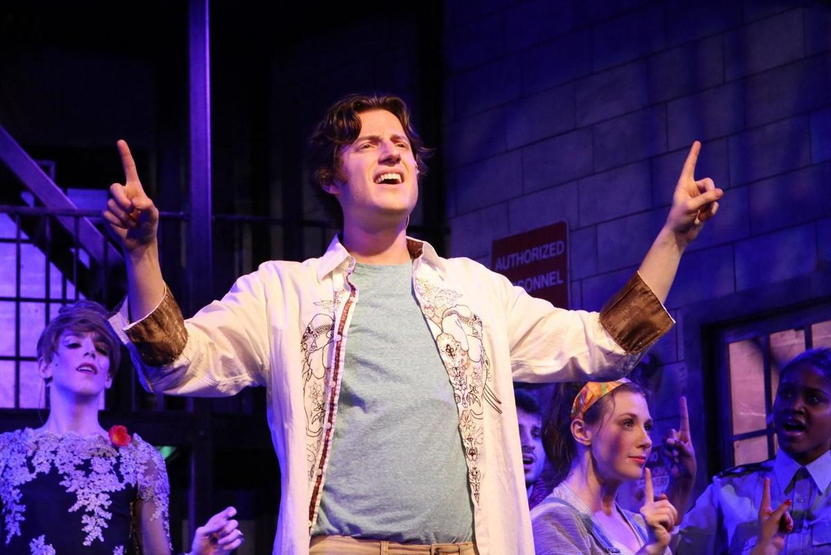 Ivoryton Playhouse presents playful, rambunctious 'Godspell'