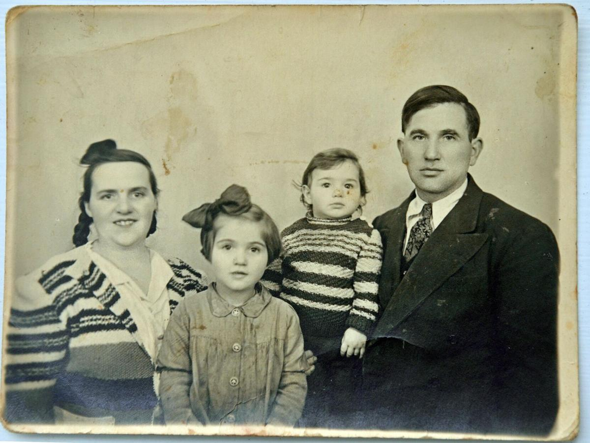 'I sat by her bed and I started writing.' Madison woman recalls Jewish parents journey out of Poland