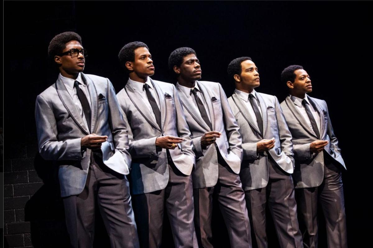 On & Off Broadway: 'Ain't Too Proud' is top notch
