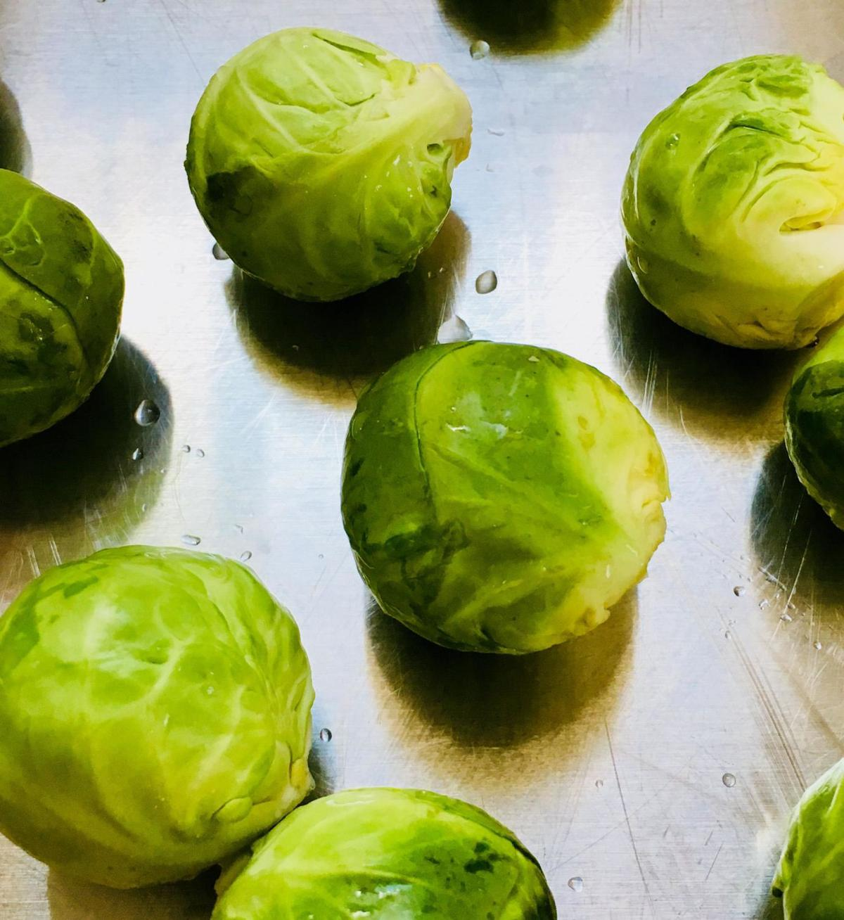 ROB RABINE: A case of Brussels sprouts mania