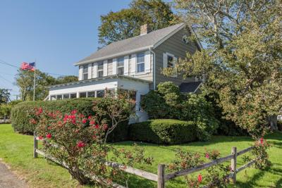 What You Can Buy: Shoreline retreat with views of Long Island Sound