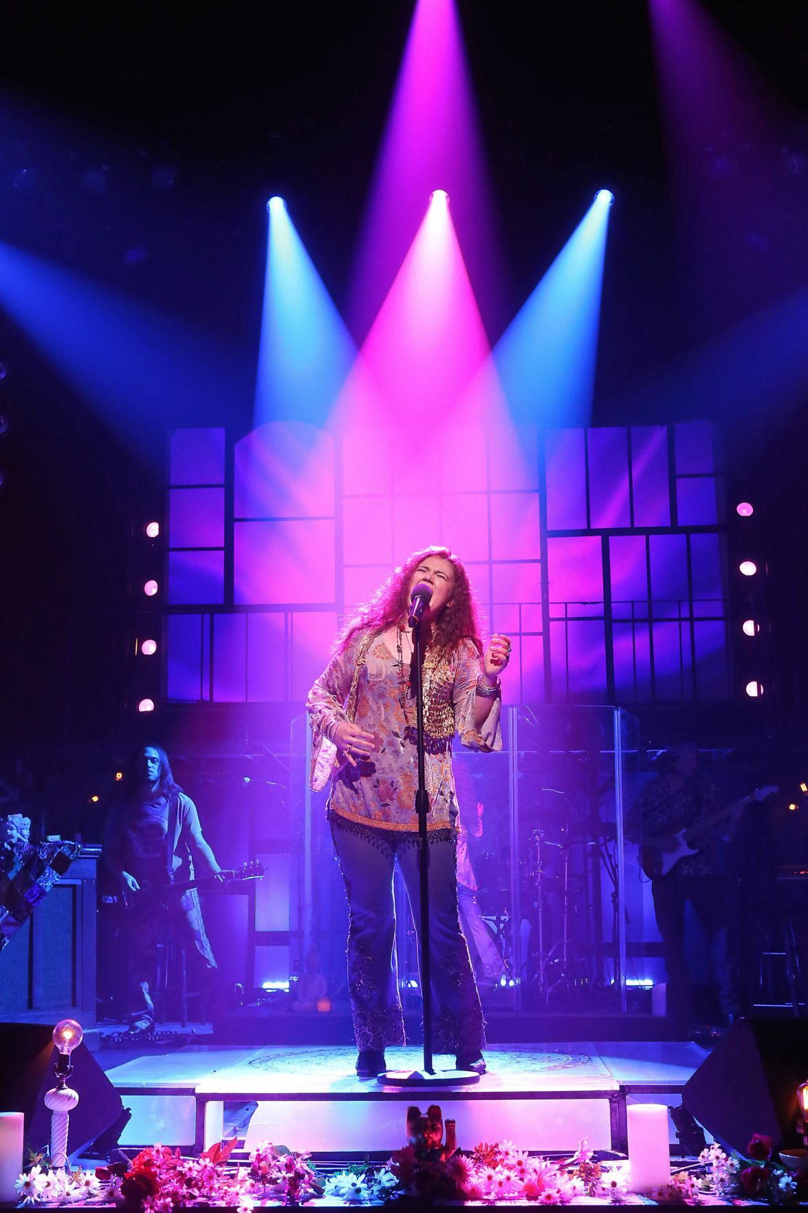 THE FRONT ROW: A Night with Janis Joplin