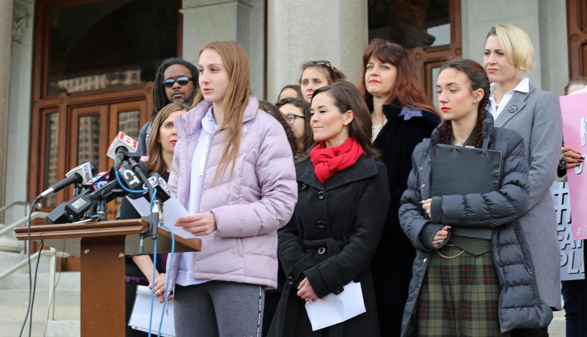 Girls sue to block transgender athletes from competing in CT high school sports