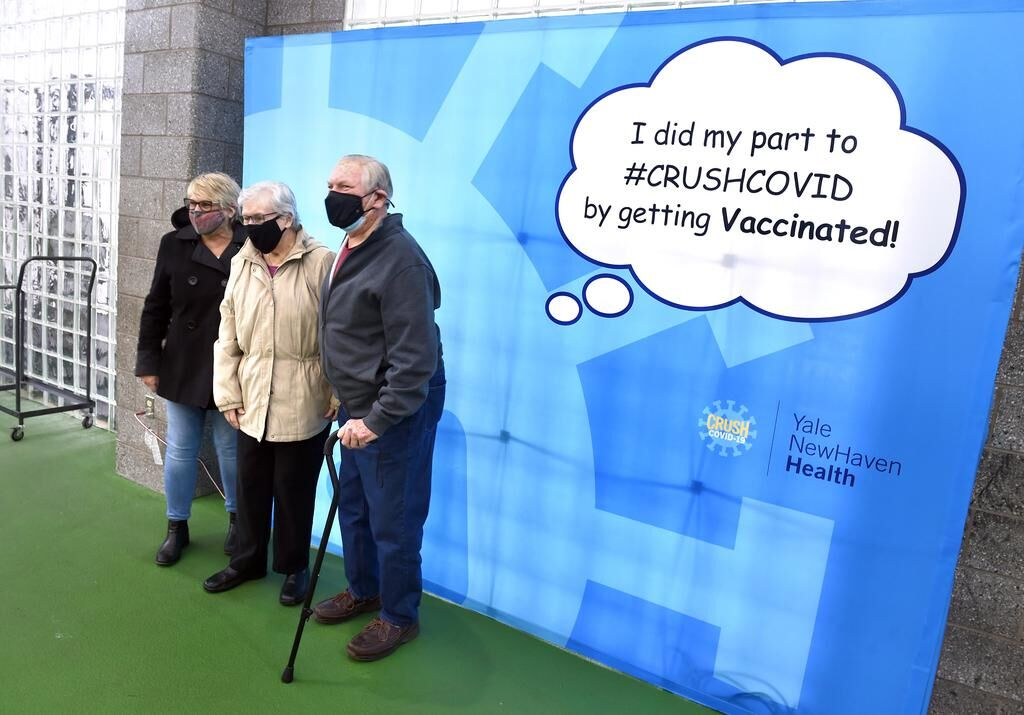 'Just give us the shot': Shoreline workers bumped in new CT COVID vaccine plan