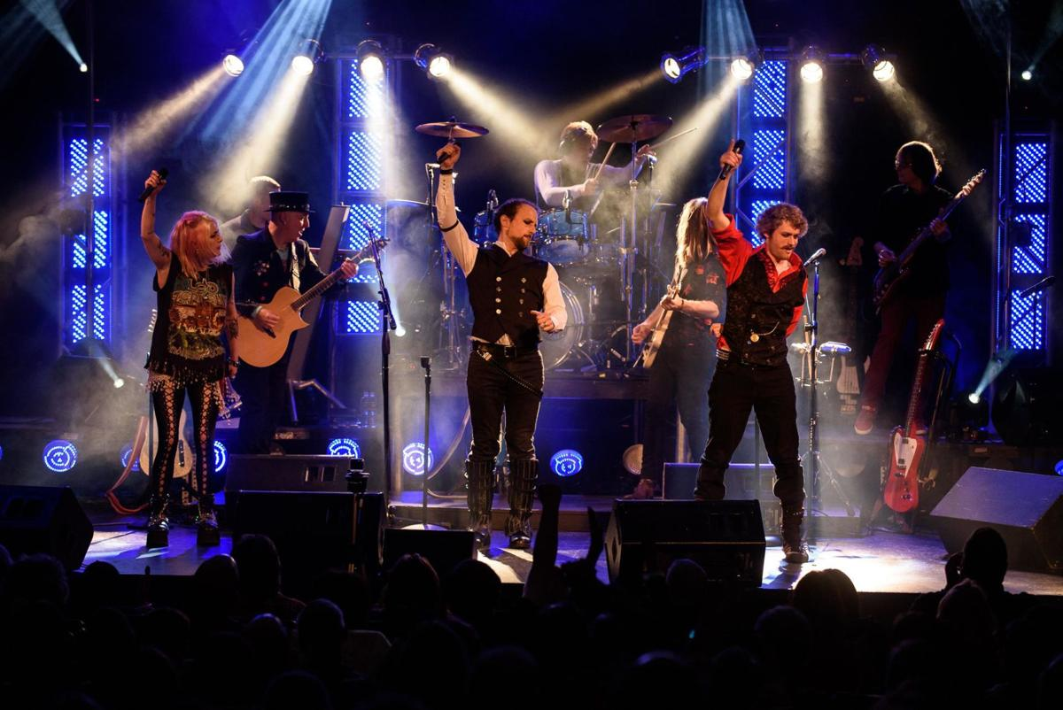 Ultrasonic Rock Orchestra: Brit-rock evening at Foxwoods