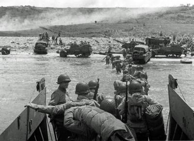 Frank's View: Remembering D-Day when we were united as a country