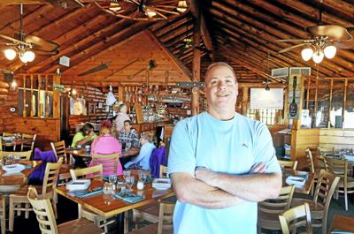 The Log Cabin In Clinton Named Best Family Italian Restaurant 2016 Lifestyle Shorelinetimes Com