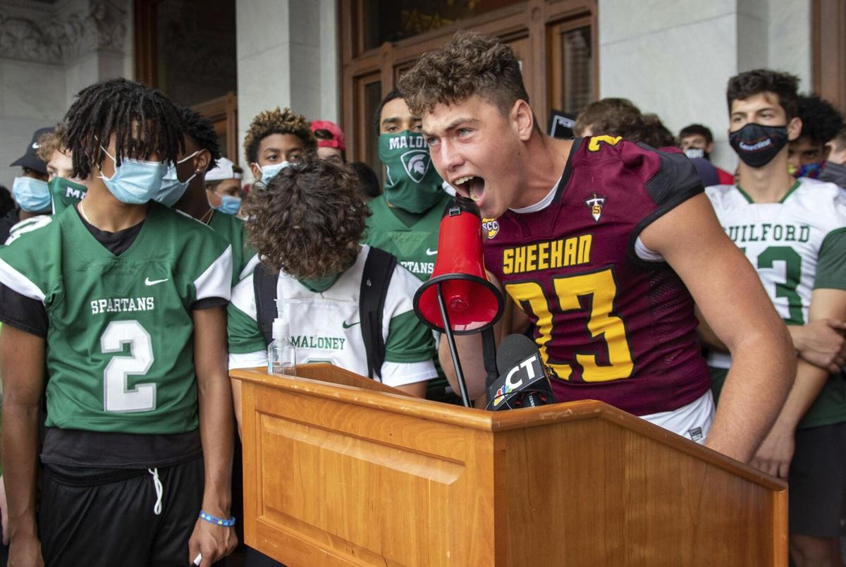 """Editorial: Playing rogue high school football in CT is 'dangerous, elitist and selfish."""""""