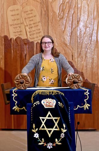 'I realized that Judaism was really calling to me': Temple Beth Tikvah cantor, former Catholic