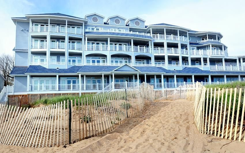 Old Madison Beach Hotel had storied past; now open to begin new chapter