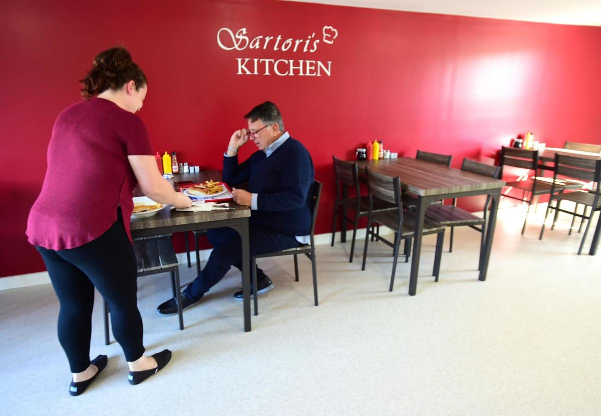 Sartori's Kitchen dishes up comfort food in Clinton