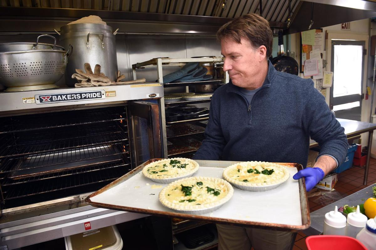 Guilford's Cilantros prepares meals for homeless; turns shop into grocery store