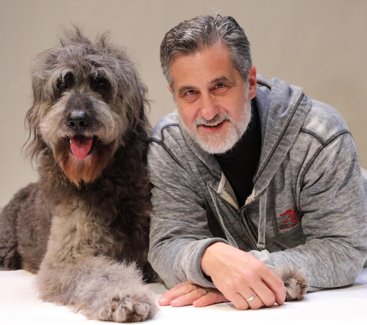'Dog Boy' does double duty in 'Winn Dixie' musical at Goodspeed