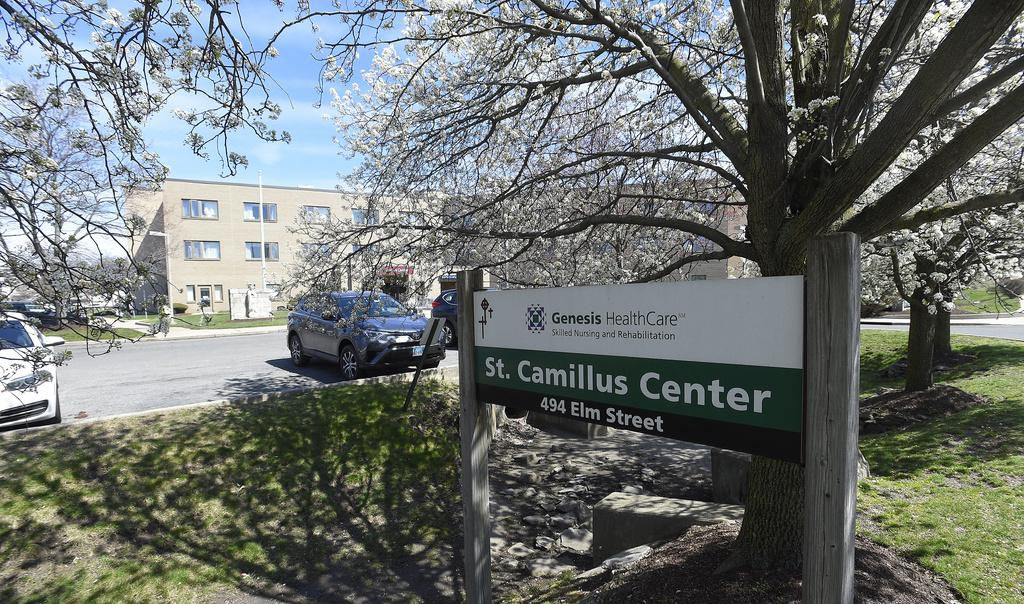 Durham nursing home among those in CT cited for infection-control violations