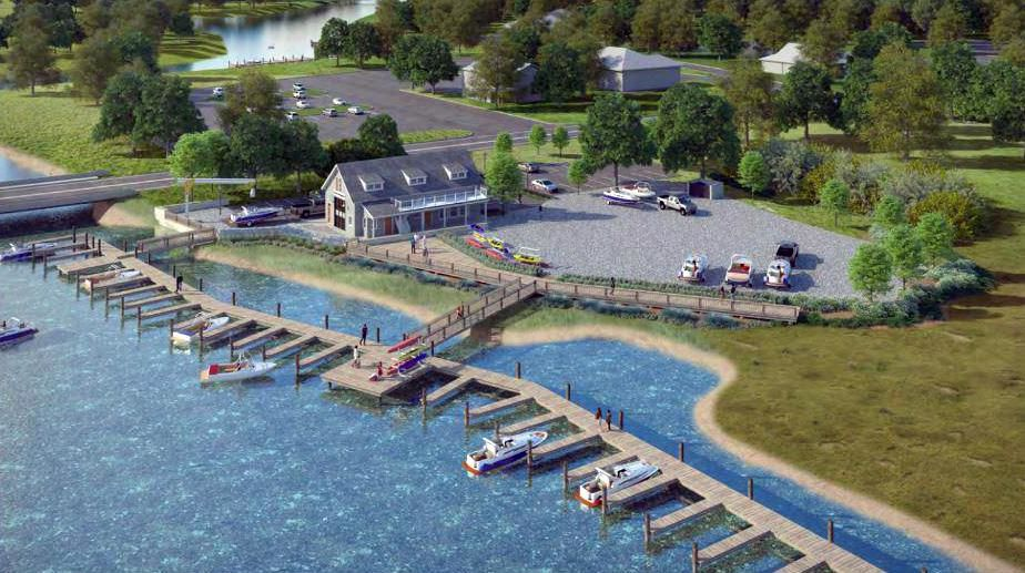 East River marina project may bring land back to its roots