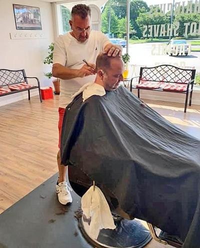 Old Saybrook barbershop offers free haircuts to vets on Veteran's Day