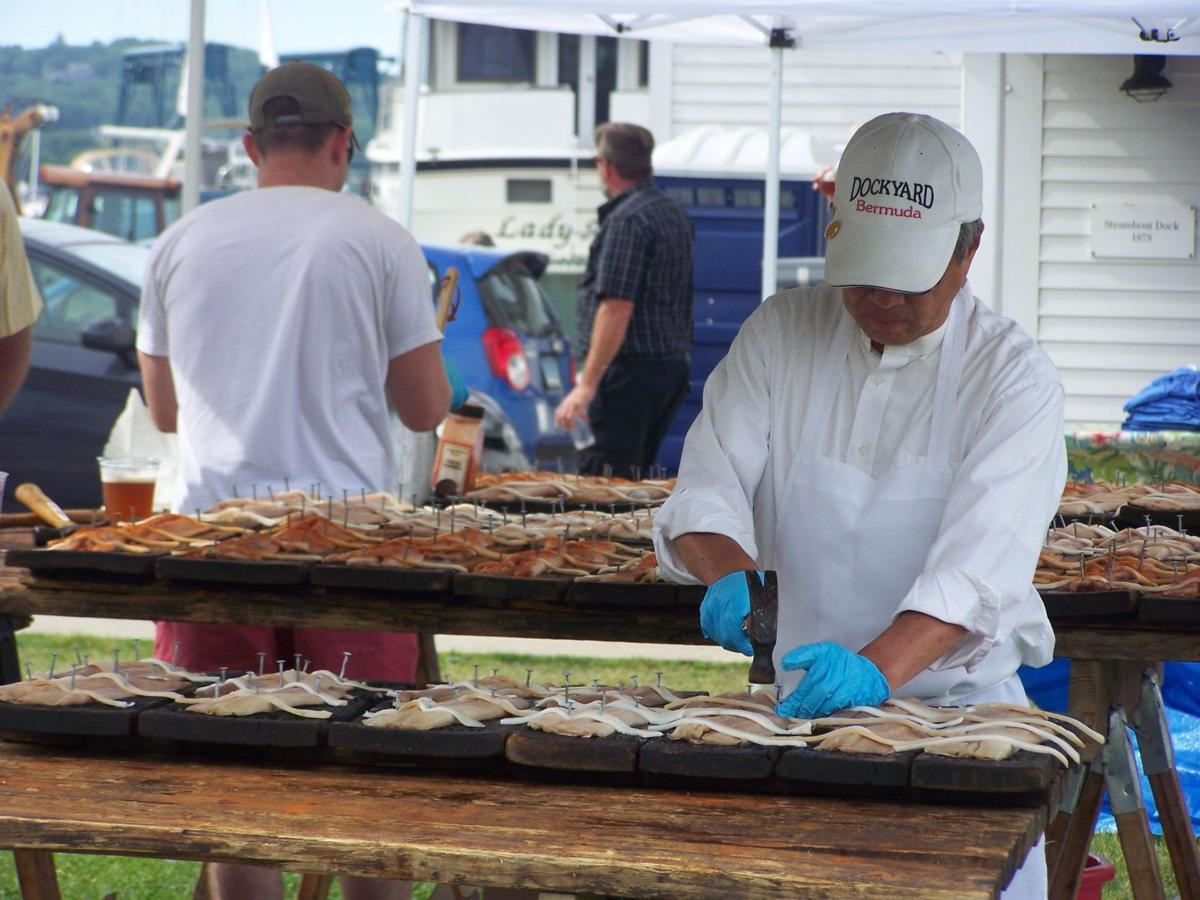 Tickets available for Essex Shad Bake at Connecticut River Museum