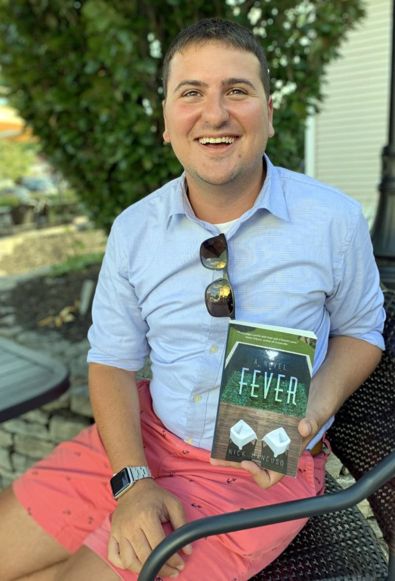 Hand High grad's got the 'Fever' with new novel of same name
