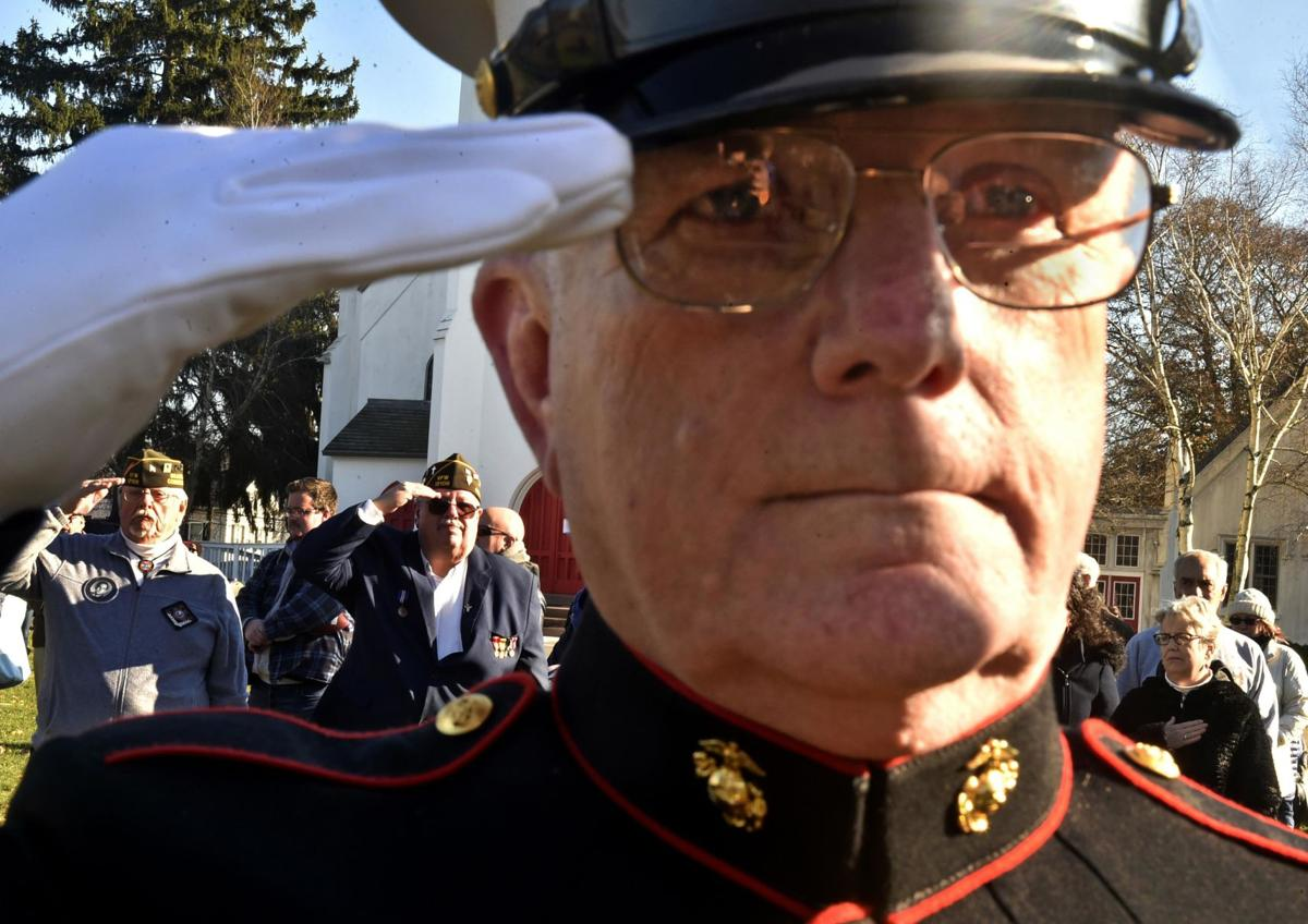 Viet vet remembered in Branford's 'biggest' parade in decade