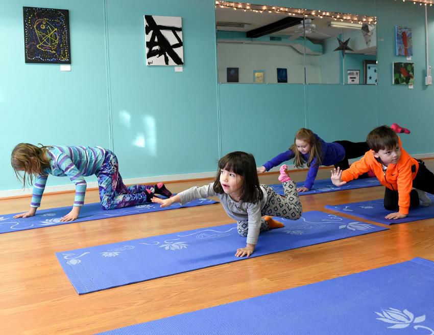 Amy's Active Learning in Clinton gets kids' minds and bodies moving