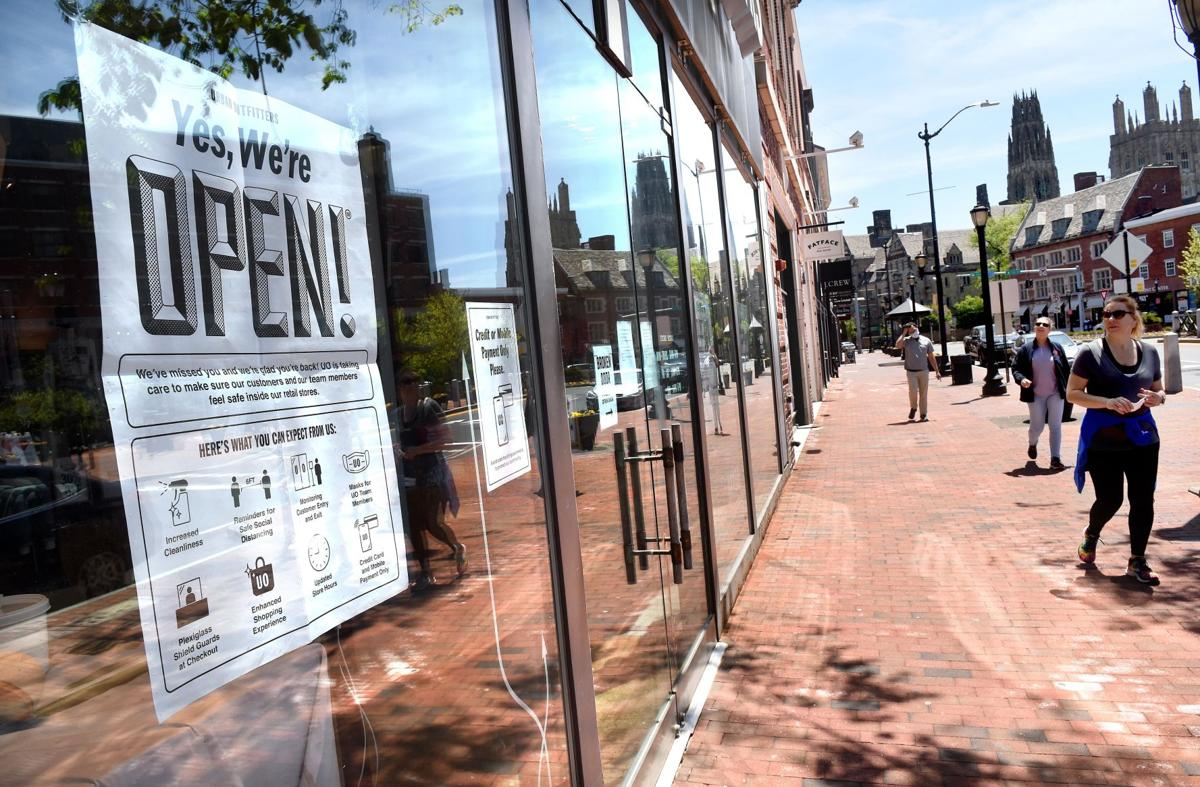 New Haven downtown promotion features discounts on Saturday food, buys