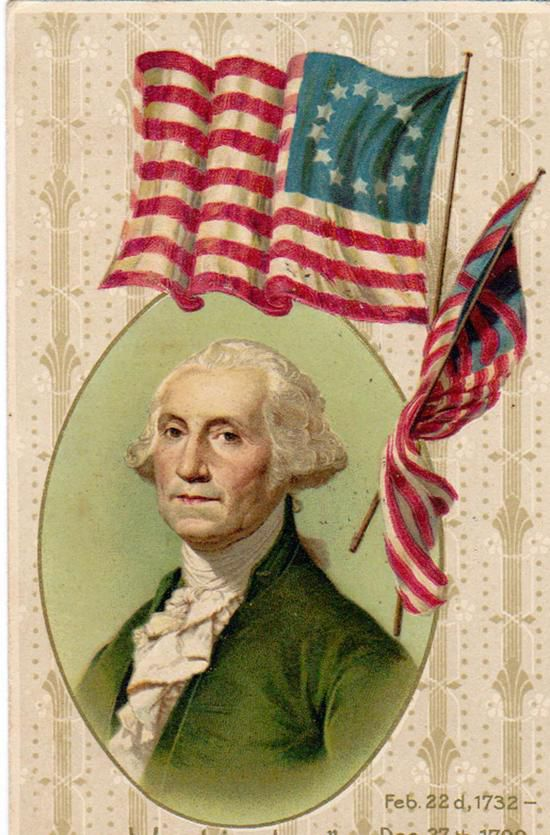 Looking back: Washington slept here in Conn.