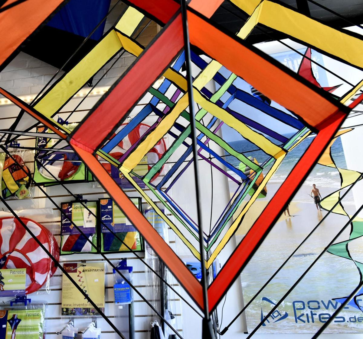 Branford's Colors in the Wind offers widest selection of kites, and so much more