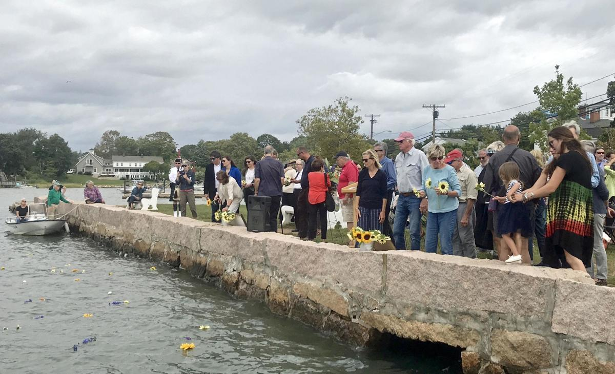 Memorial in Stony Creek honors life of Volsunga IV Capt. Bob Milne