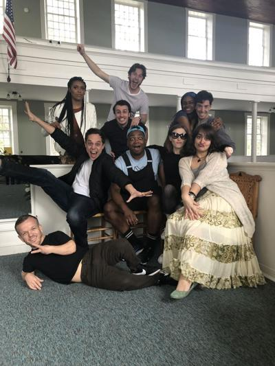 'Godspell' to be performed at the Ivoryton Playhouse