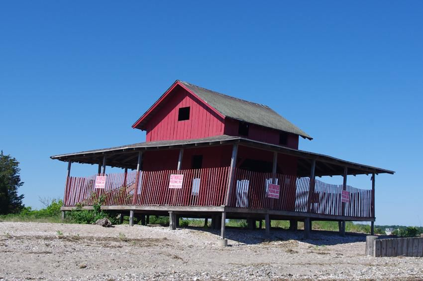 $18,000 raised so far; Guilford's Grass Island Shack to get renovations
