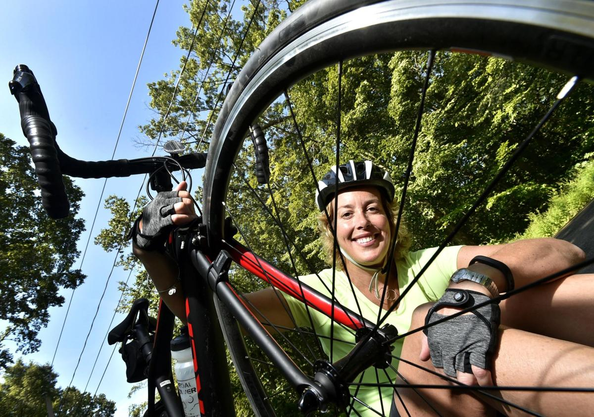 Guilford's Heather's Peddlers ride to beat cancer in Closer to Free event Sept. 7