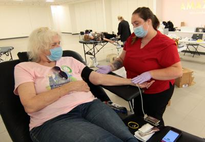 Red Cross seeks donations after 15 CT blood drives canceled by snow