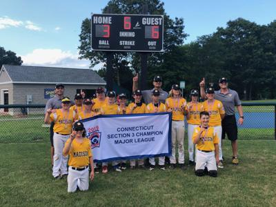 Madison downs Mystic to claim Section 3 championship