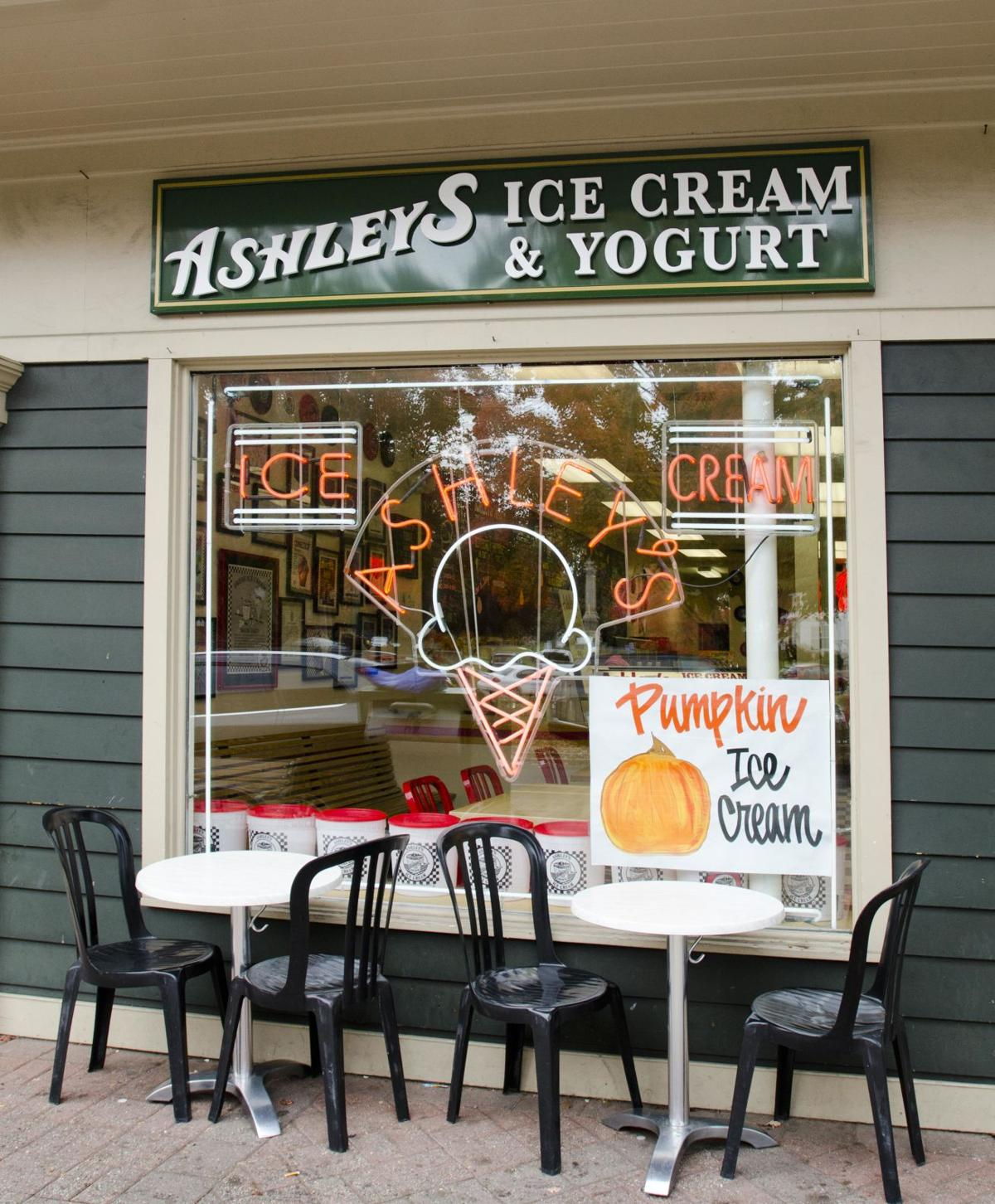 Ashley's, home-grown ice cream shop celebrates 40 years in business