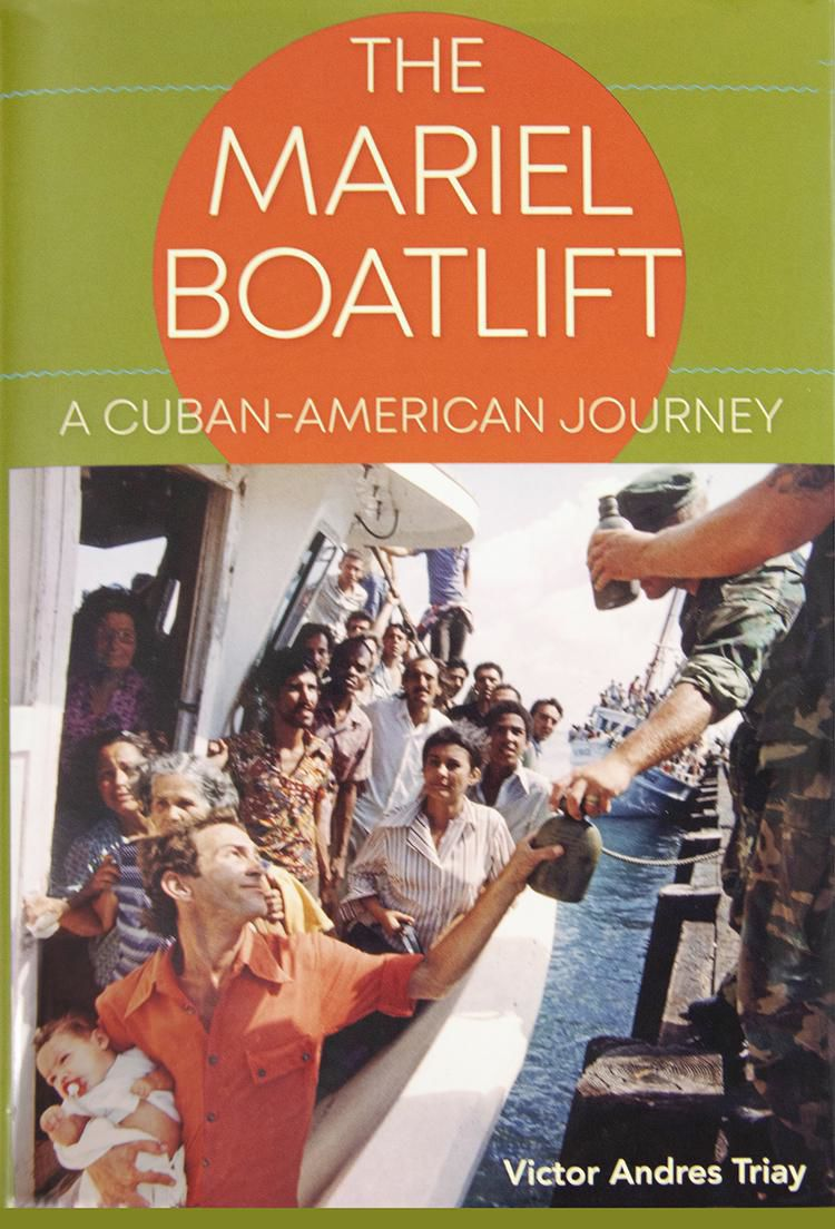 CT professor's book on Cuban immigration lauded by critics