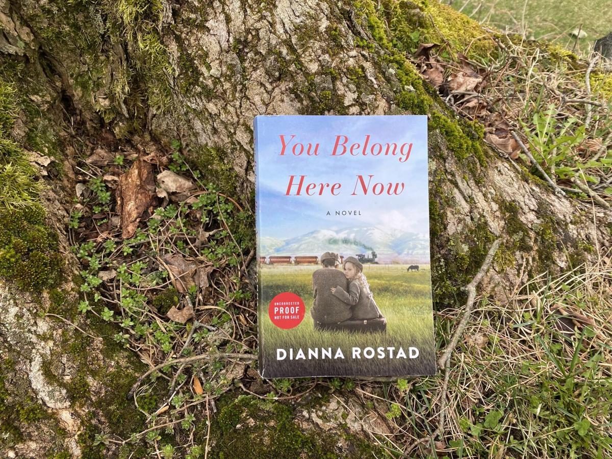 Novel Approach: Resilience and love define 'You Belong Here Now'