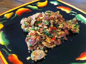 Troopers' bean dish a delicious staple of Brazil