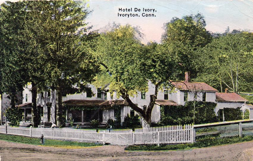 Looking Back: History of Ivoryton Inn in the 'town that elephants built'