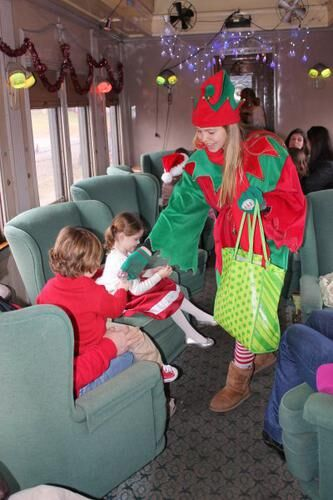 COVID stops Essex Steam Train's North Pole Express this holiday season