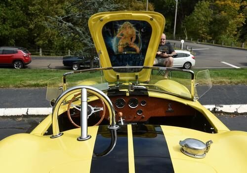 PHOTOS/STORY: Branford classic car event, a drive down memory lane for Evergreen Woods residents