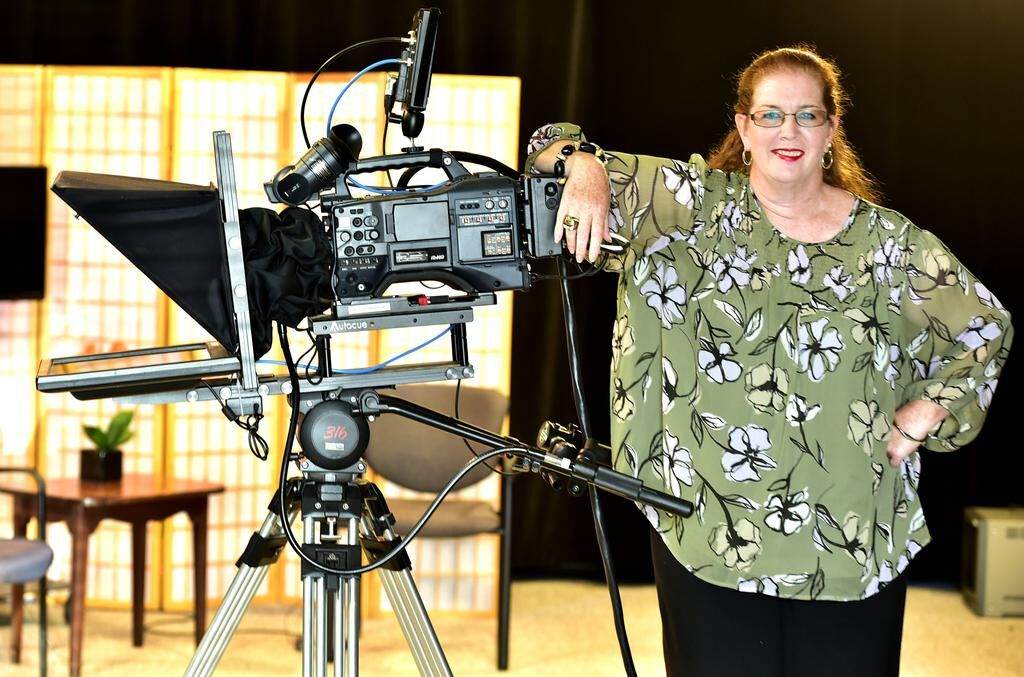 Live (to tape) from Westbrook, it's Deborah Gilbert! On Valley Shore Community Television