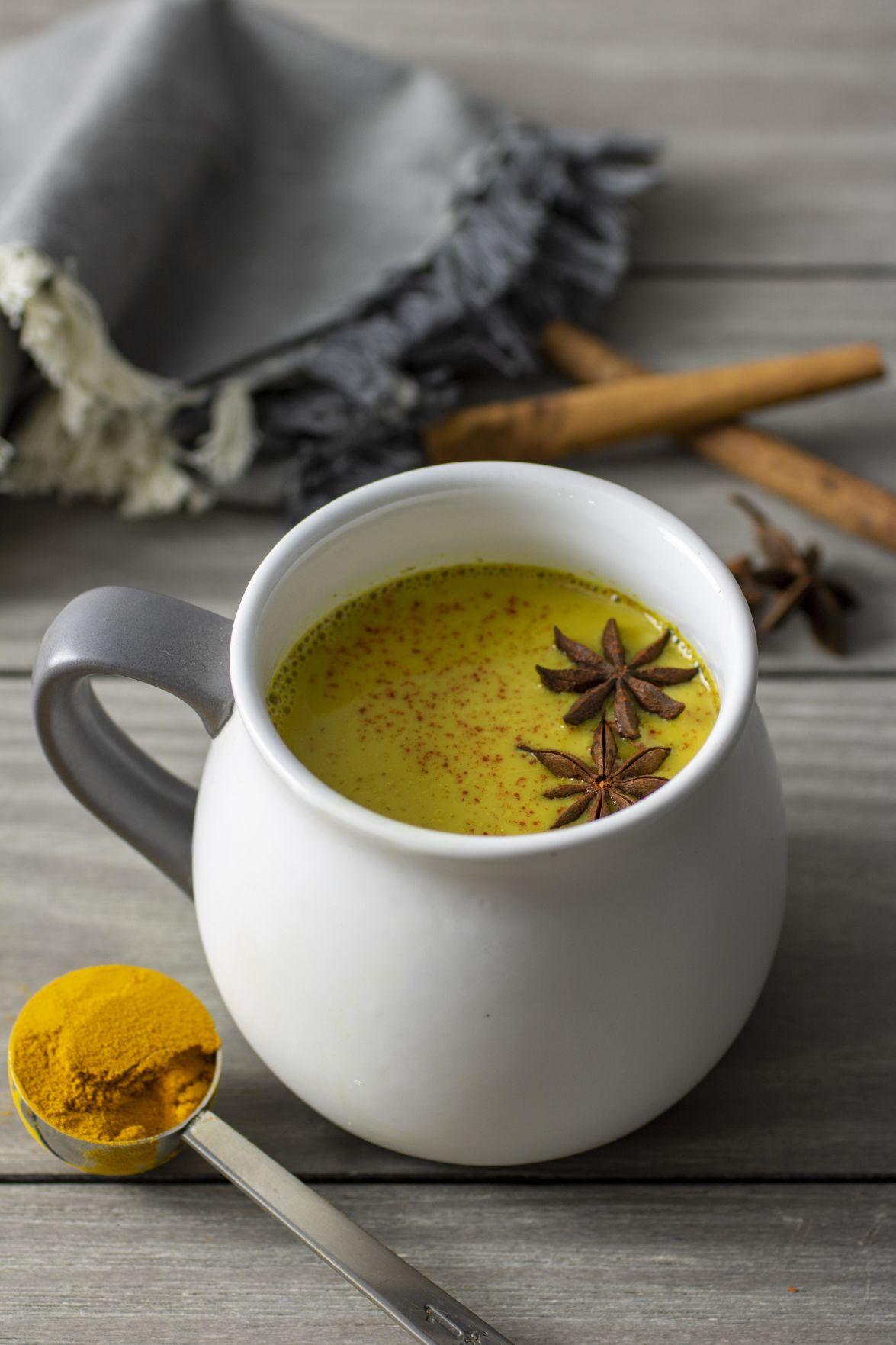 SPICE LADY: Golden Milk, the feel-good drink for the New Year