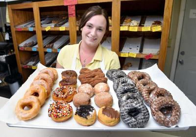 Best Homemade Donuts, Beach Donuts, Clinton