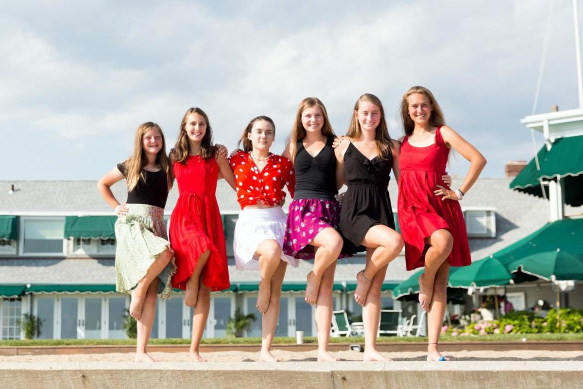 Madison Beach Club presents Flashdance Follies, tribute to '80s, Aug, 2,3