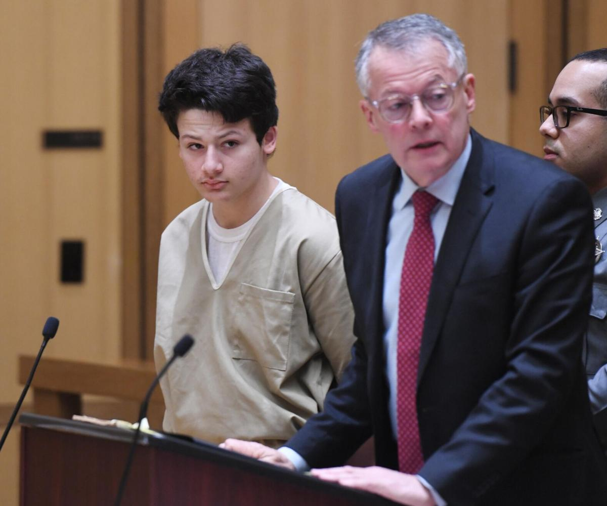 Affidavit: Armed with knife, Guilford teen accused of attempted murder cut off monitoring device